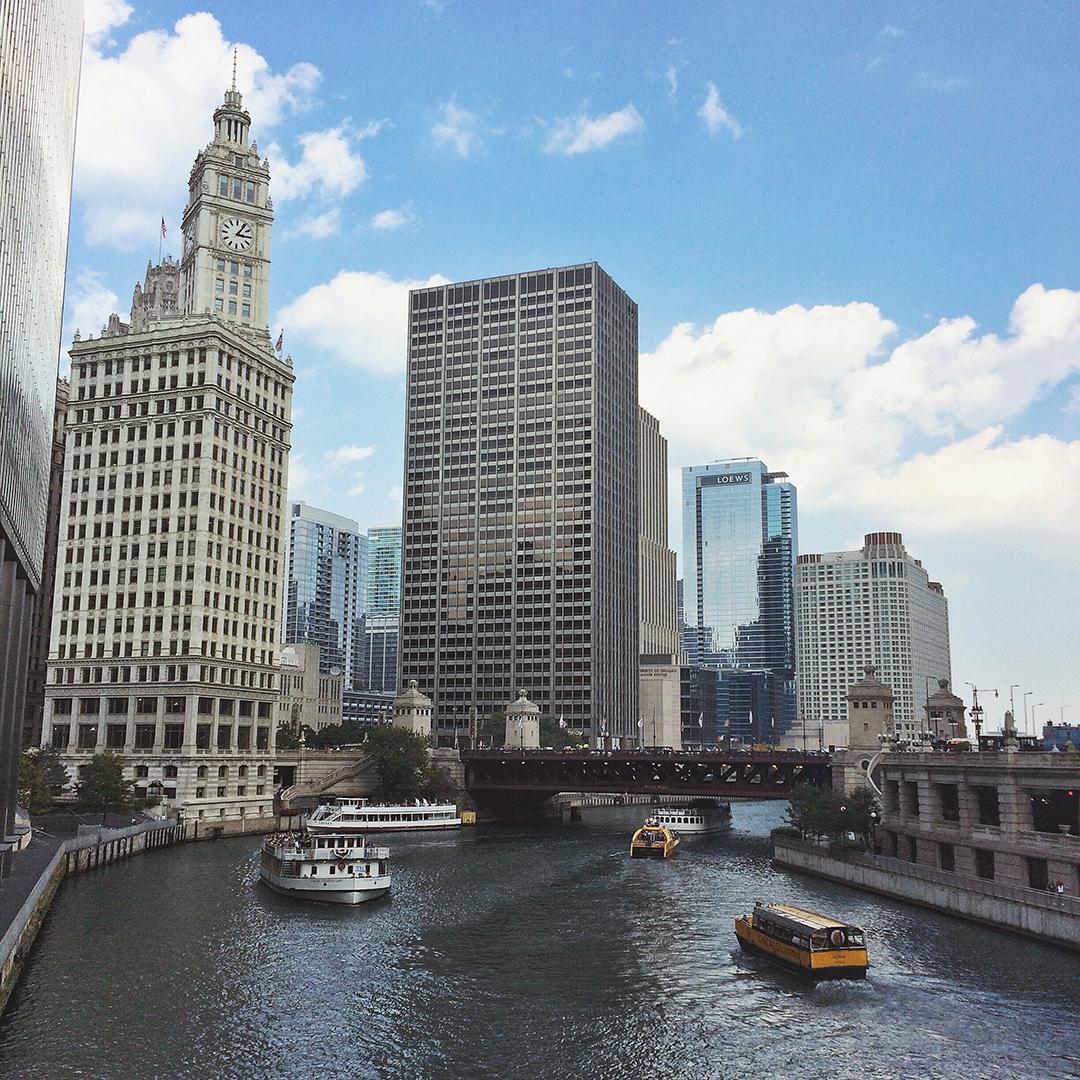 City Snapshot | Chicago // justinecelina