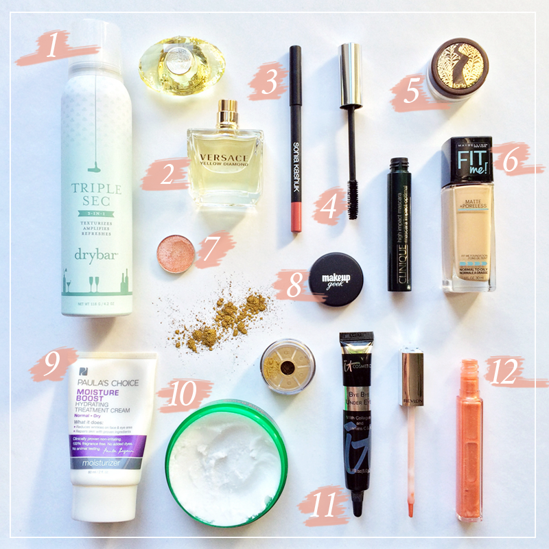 Best in Beauty | February // JustineCelina.com