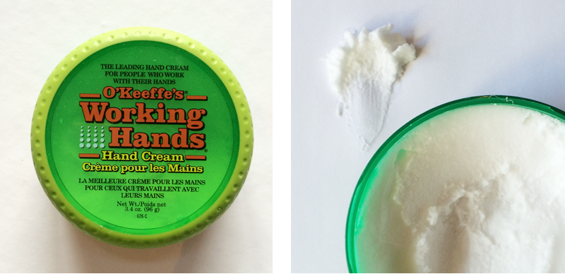 Best in Beauty | February | O'Keeffe's Working Hands Hand Cream // JustineCelina.com