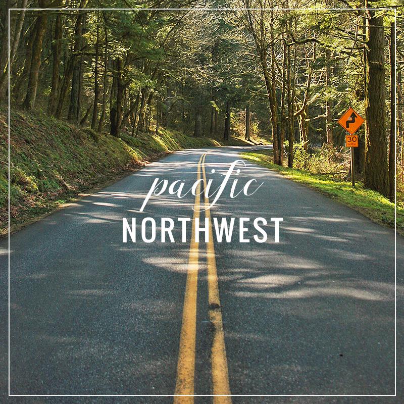 Snapshot   Pacific Northwest // JustineCelina.com