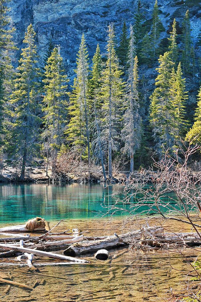 A Day at Grassi Lakes // JustineCelina.com