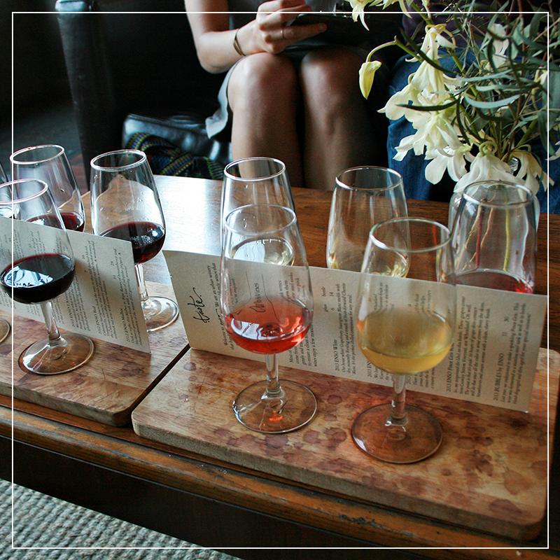 ENSO Urban Winery | Portland // JustineCelina.com