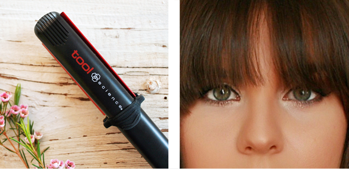 Best in Beauty | April 2015 | Tool Science Mini Styler HD // JustineCelina.com