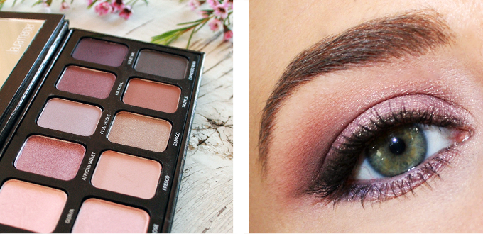 Best in Beauty | April 2015 | Laura Mercier Eye Art Artist's Palette // JustineCelina.com