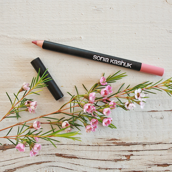 Best in Beauty | April 2015 | Sonia Kashuk Lip Definer in Pink Whisper // JustineCelina.com