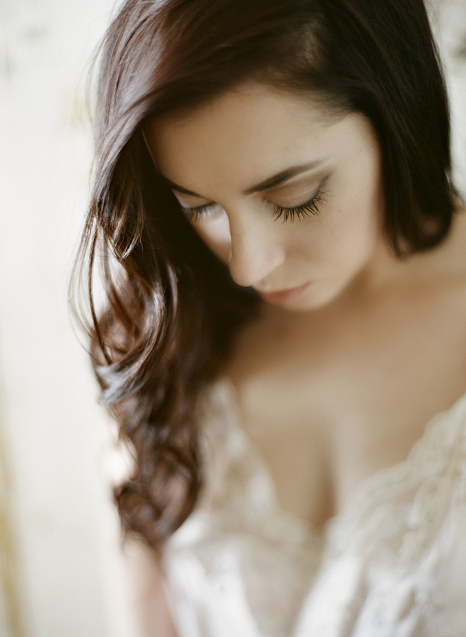 Sleeping Beauties // A Styled Shoot by Justine Celina Maguire // JustineCelina.com