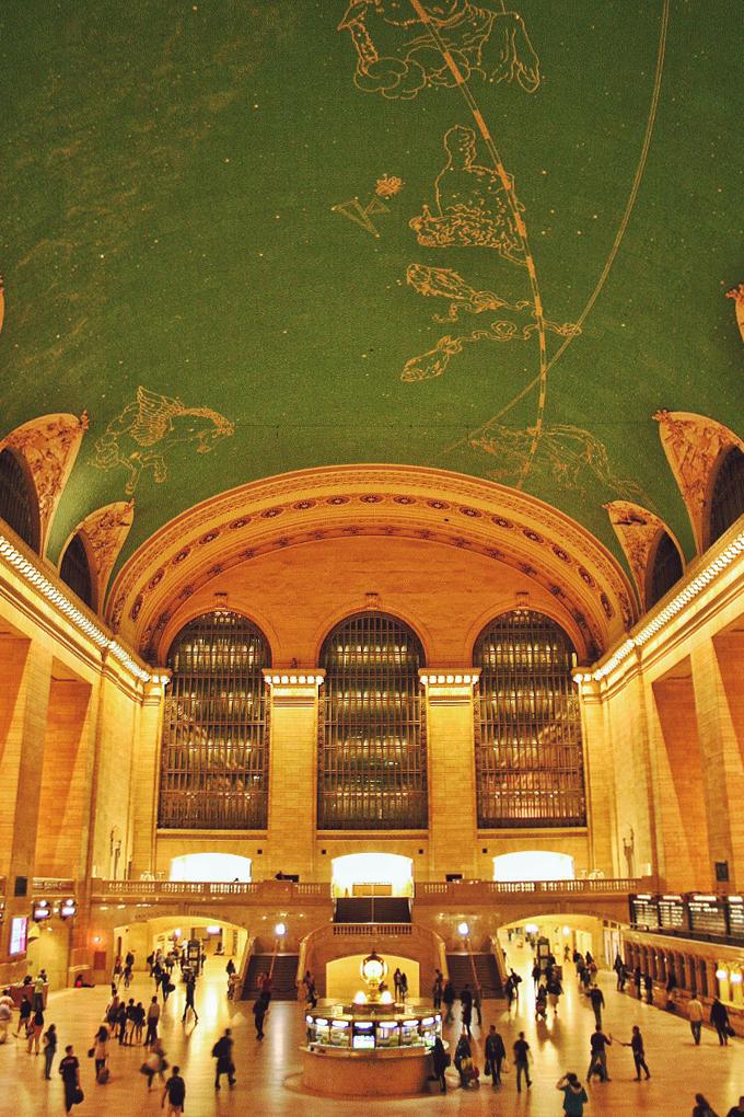 Snapshot | New York City | Grand Central Terminal at Midnight // JustineCelina.com