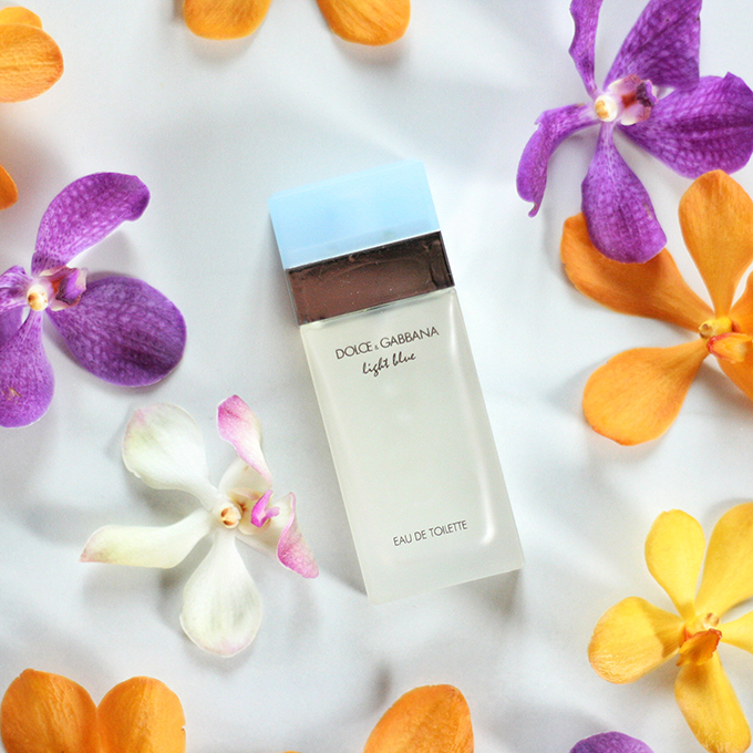 Best in Beauty | June 2015 // Dolce & Gabbana Light Blue Eau de Toilette Photos, Review, Swatches  // JustineCelina.com