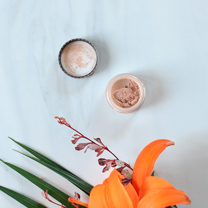 Best in Beauty | June 2015 // bareMinerals All-Over Face Color in Pure Radiance Photos, Review, Swatches  // JustineCelina.com