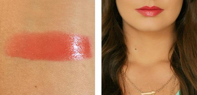 Bourjois Colour Boost Lip Crayon in Orange Punch