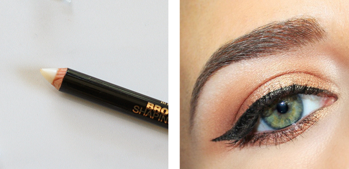 Milani Brow Shaping Clear Wax Pencil Photos, Review