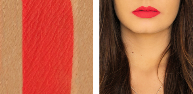Best in Beauty   August 2015   Colourpop Ultra Matte Lip in Succulent Photos, Review, Swatches // JustineCelina.com