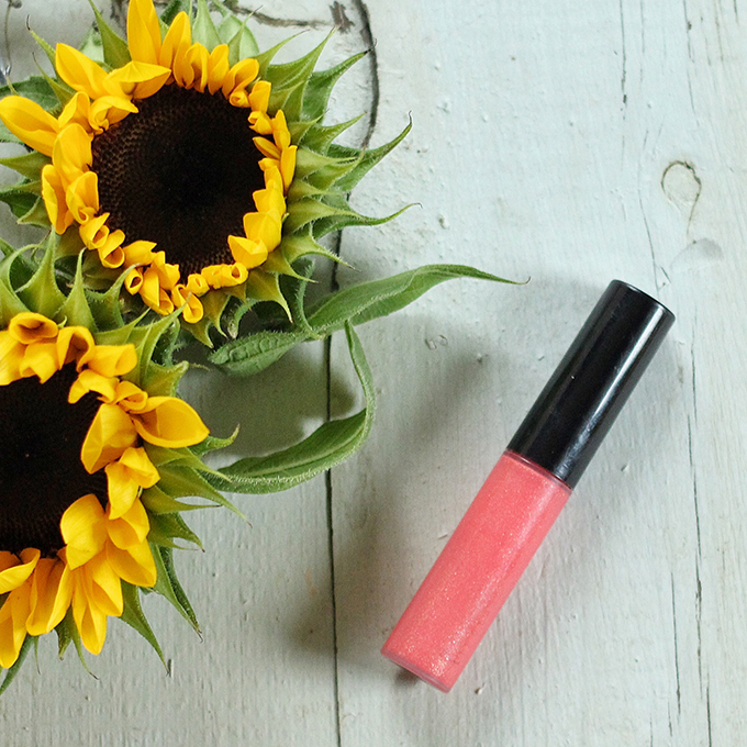 Best in Beauty   August 2015   MAC Lipglass in Lychee Luxe Photos, Review, Swatches // JustineCelina.com
