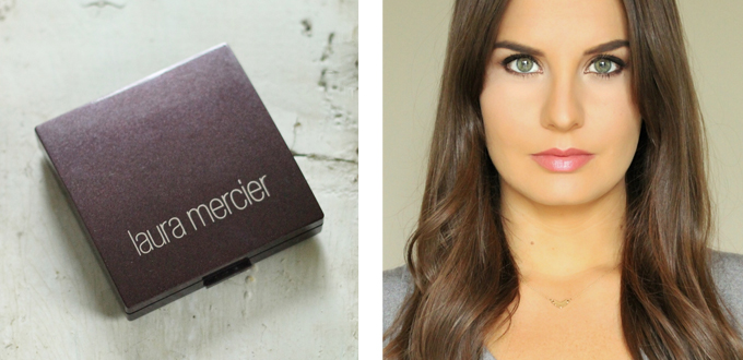 Best in Beauty   August 2015   Laura Mercier Smooth Focus Pressed Setting Powder   Shine Control Photos, Review, Swatches // JustineCelina.com