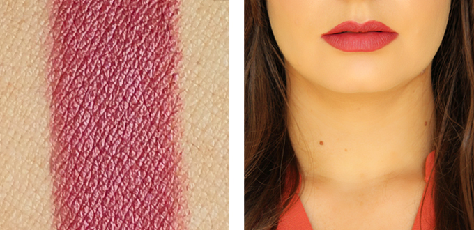 Revlon Colorburst Matte Balm in Sultry Photos, Review, Swatches