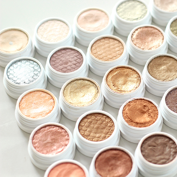 The best of Colourpop Super Shock Shadows Photos, Review, Swatches