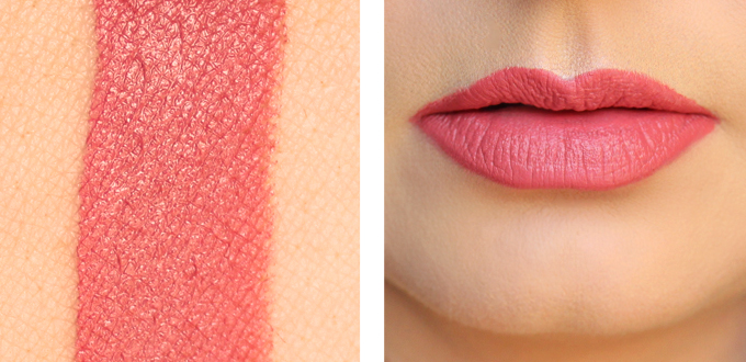 Colourpop Lippie Stix in Topanga Photos, Review, Swatches // January 2016 Beauty Favourites // JustineCelina.com