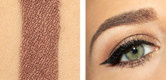 Colourpop Crème Gel Liner in Over Board Photos, Review, Swatches // JustineCelina.com