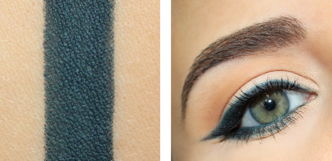 Colourpop Crème Gel Liner in Fast Lane Photos, Review, Swatches // JustineCelina.com