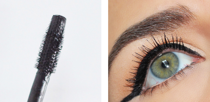 Covergirl LashBlast Volume Mascara | Very Black Photos, Review, Swatches // JustineCelina.com