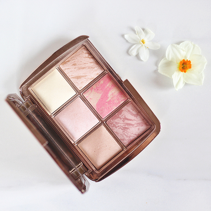 Hourglass Ambient Lighting Blush in Luminous Flush photos, review, swatches   Hourglass Ambient Lighting Bronzer in Luminous Bronze Light photos, review, swatches // JustineCelina.com