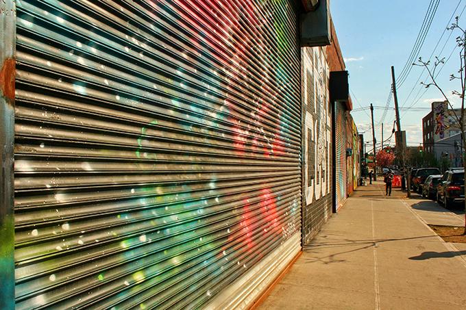 The Bushwick Collective // JustineCelina.com