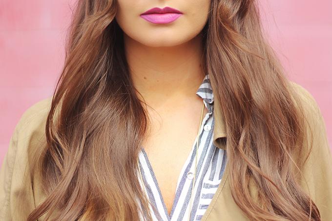 Newtrals | Colourpop Ultra Satin Lip in Molly // JustineCelina.com