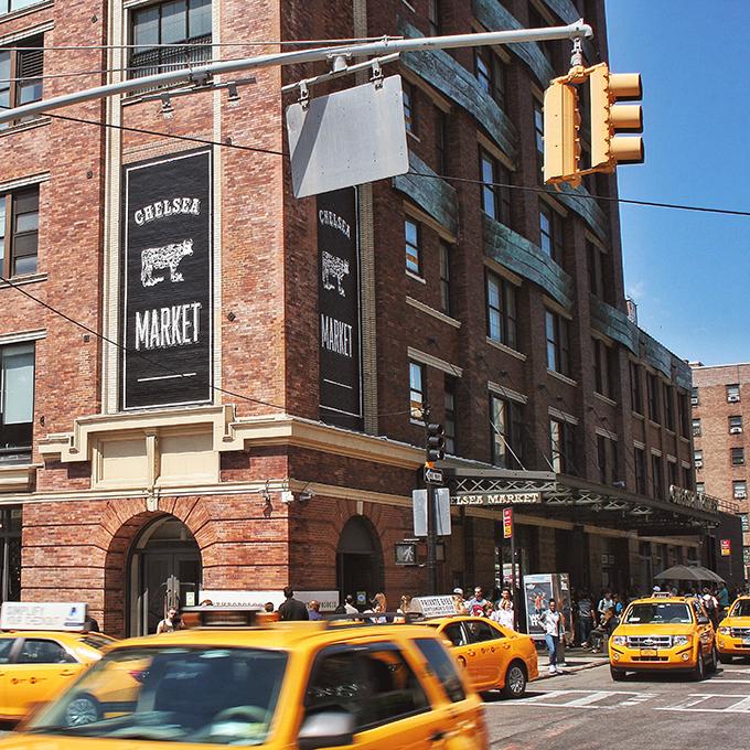 Snapshot | New York City | Chelsea Market // JustineCelina.com