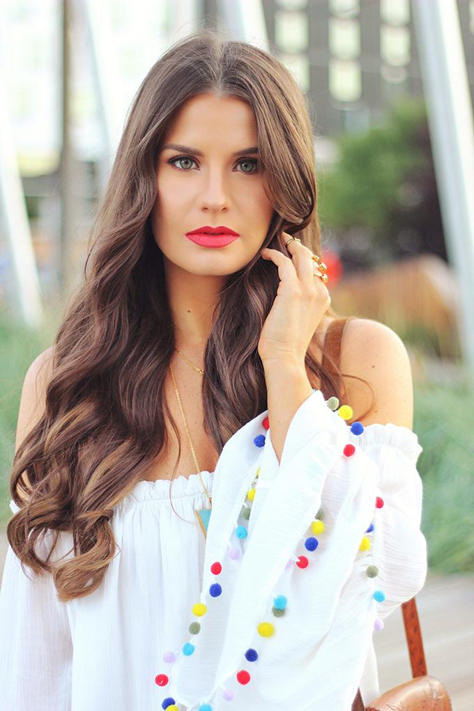 Summer 2016 Trend Highlights | Colourpop Ultra Satin Lip in Cozy // JustineCelina.com