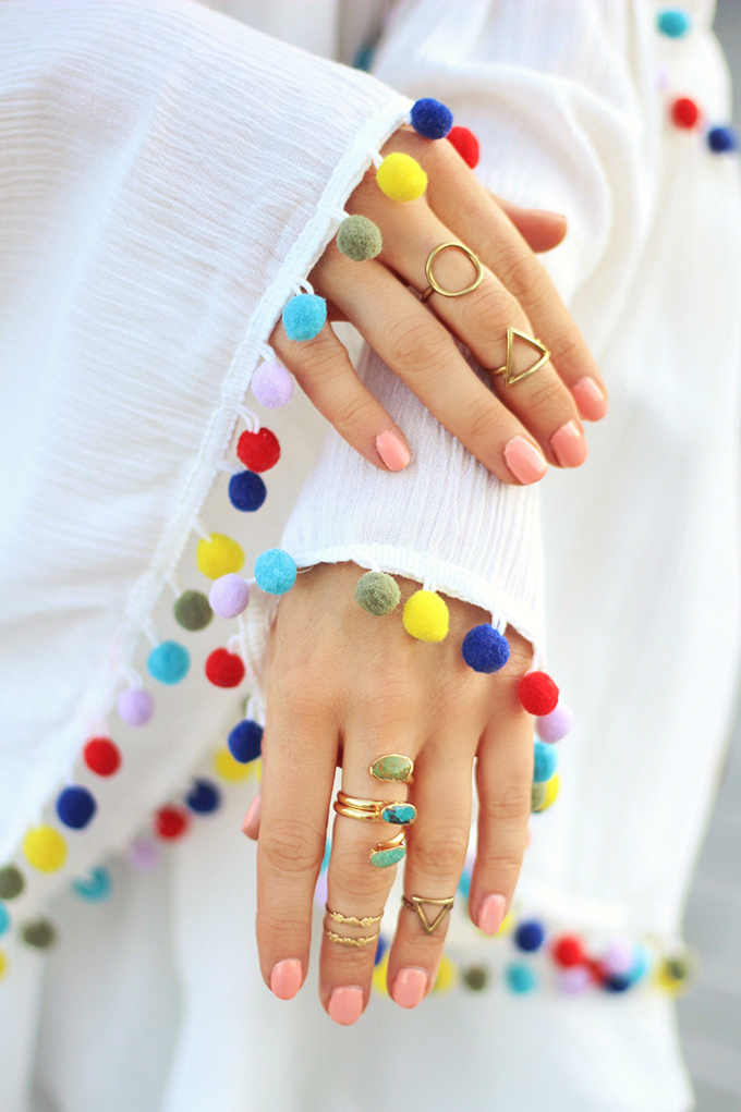 Summer 2016 Trend Highlights | Coutu Kitsch El Verano Collection Rings // JustineCelina.com
