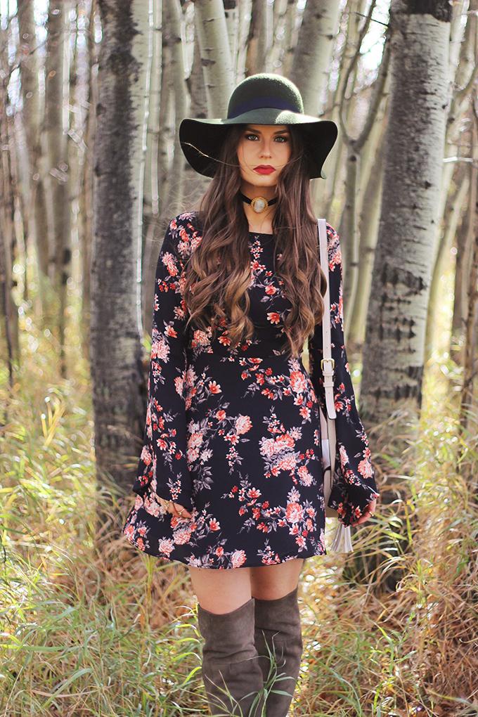 Autumn 2016 Trend Guide | New Romantic | Pantone Fall 2016 Lush Meadow // JustineCelina.com