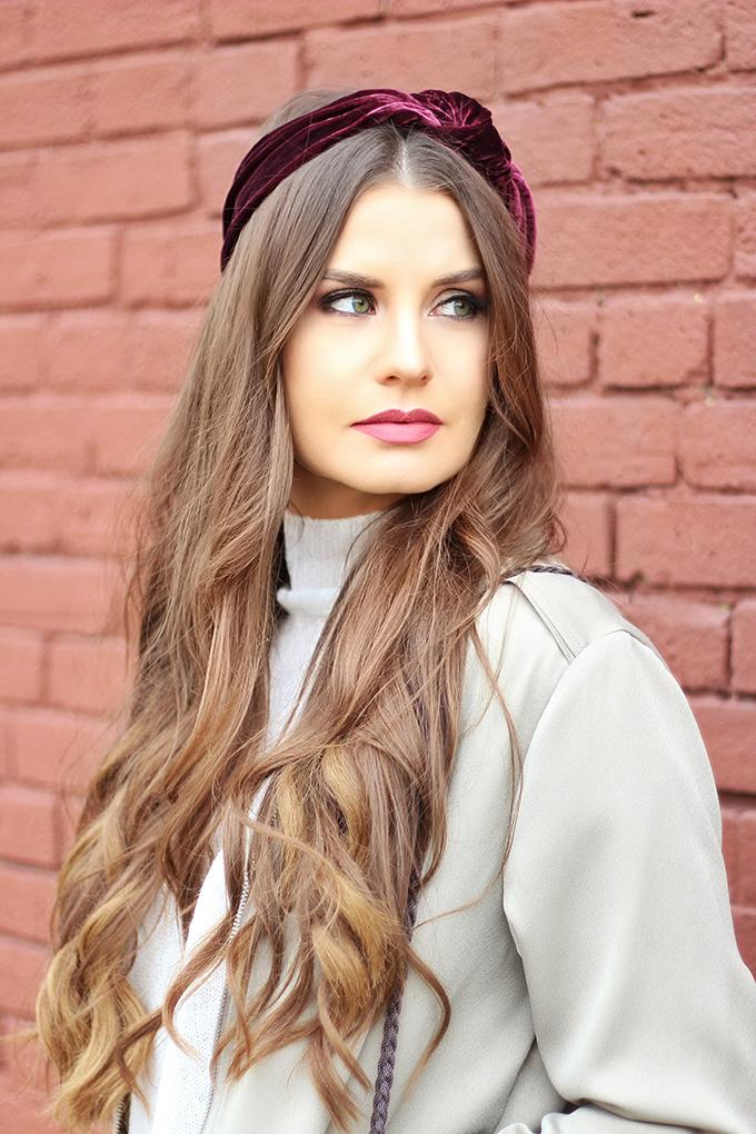 Autumn 2016 Trend Guide   Urban Gypsy   Velvet // JustineCelina.com