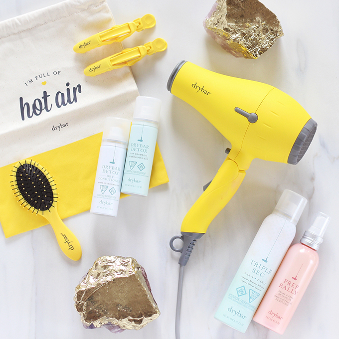 Luxury Products Worth the Splurge   DryBar Photos, Review // JustineCelina.com