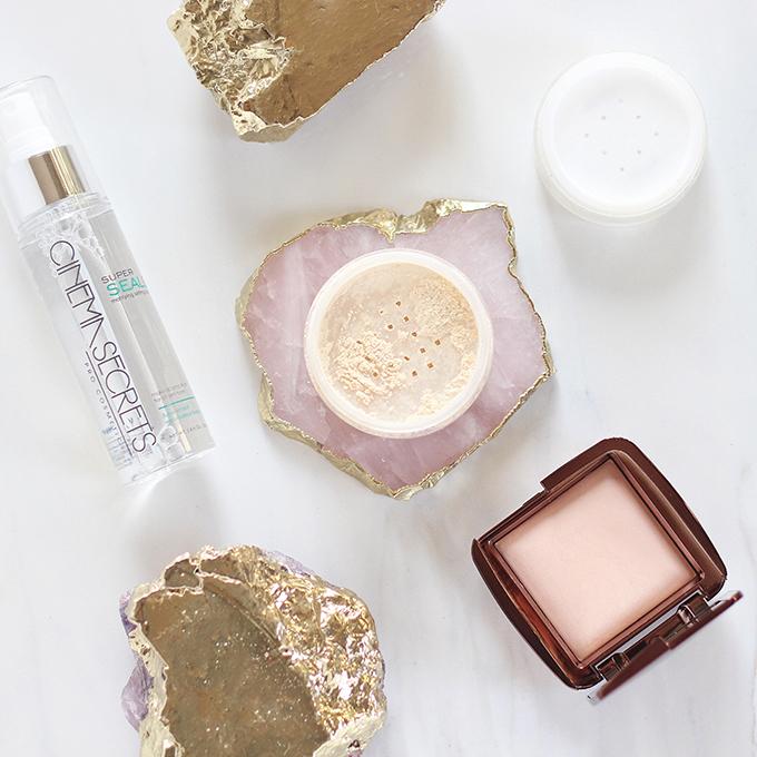 Luxury Products Worth the Splurge   Setting & Finishing // JustineCelina.com