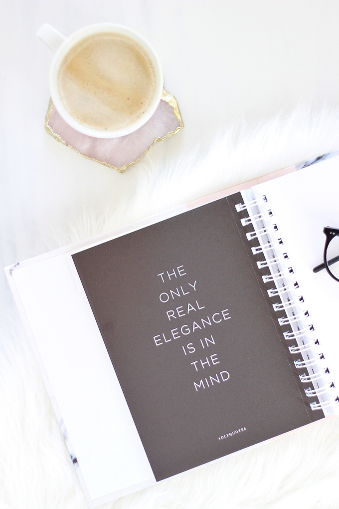 New Year, New Goals: Cultivating a Balanced 2017 // JustineCelina.com