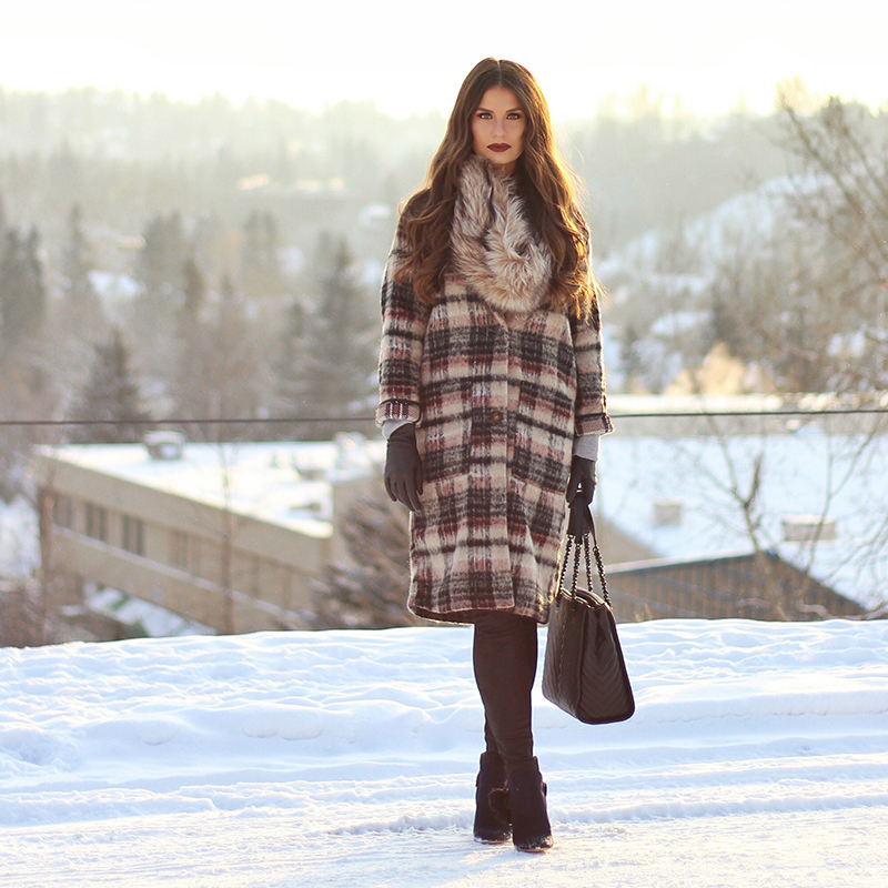 Winter Style Staples // JustineCelina.com