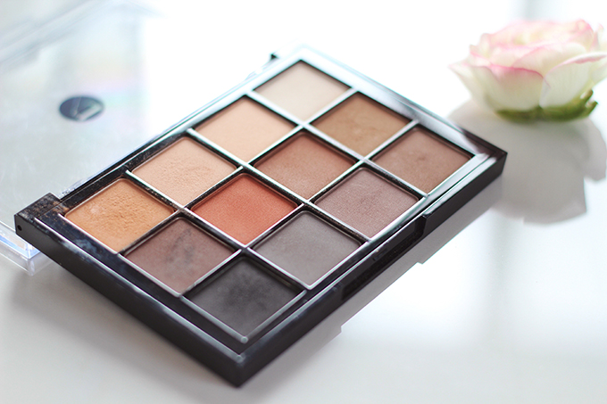 January 2017 Beauty Favourites | Viseart Eyeshadow Palette in 01 Neutral Matte Photos, Review, Swatches // JustineCelina.com