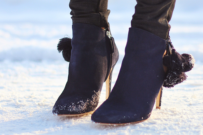 Winter 2017 Shoe Guide | Extras | Statement Booties // JustineCelina.com