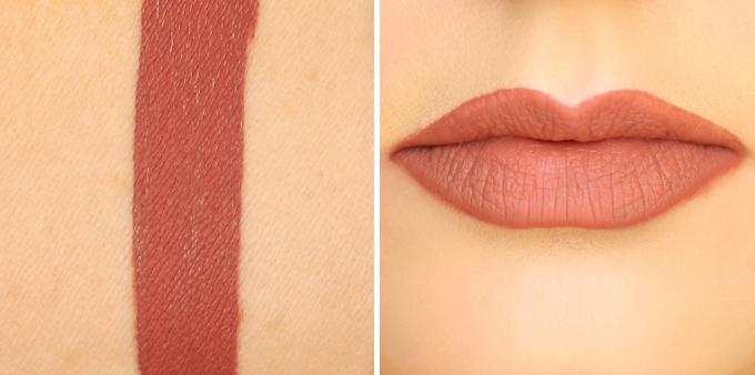 Anastastia Beverly Hills Liquid Lipstick in Ashton Photos, Review, Swatches // JustineCelina.com