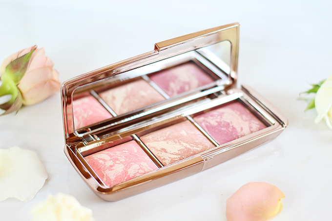 Hourglass Ambient Strobe Lighting Blush Palette Photos, Review // Spring 2017 Beauty Trend Guide // JustineCelina