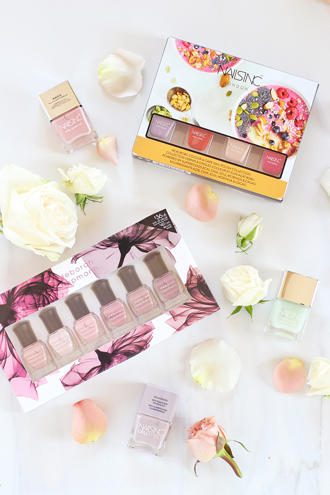 Spring 2017 Beauty Trend Guide   New Nail polish Launches // JustineCelina