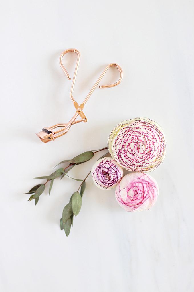 Tweezerman ProCurl Eyelash Curler in Rose Gold Photos, Review | April 2017 Beauty Favourites // JustineCelina.com