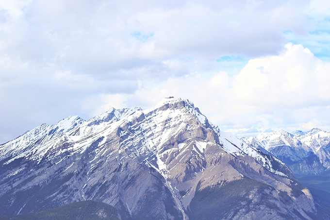 her's Day on at the Sky Bistro in Banff, Alberta | Brewster Travel Canada | Sulphur Mountain, Banff Gondola | Canadian Rocky Mountains // JustineCelina.com