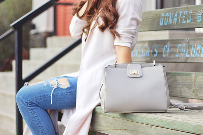 Springing Forward + Seasonal Wardrobe Staples // JustineCelina.com