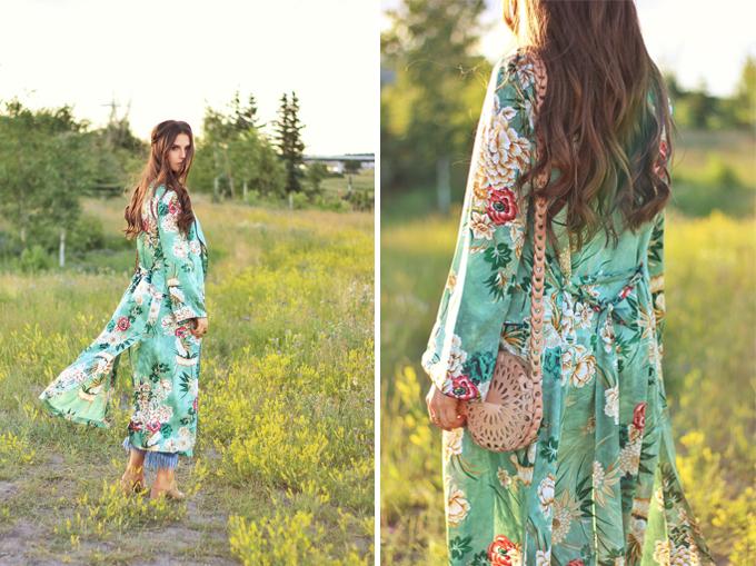 Summer 2017 Trend Guide   Kimono Love // JustineCelina.com