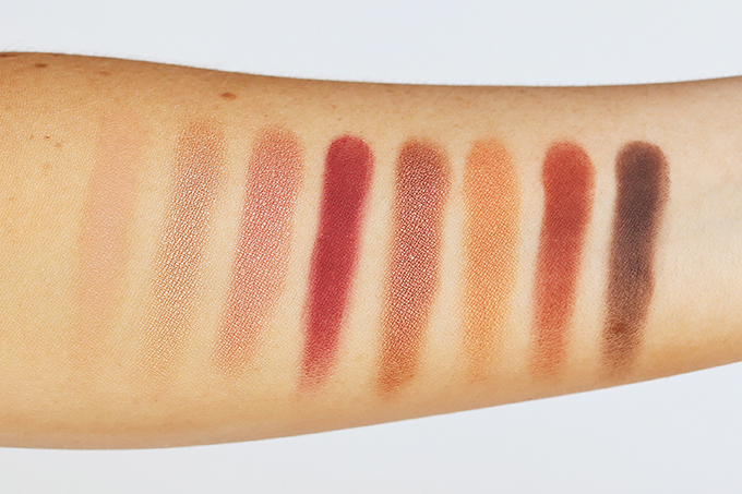 Smashbox Cover Shot Eye Palette in Ablaze Photos, Review, Swatches // JustineCelina.com