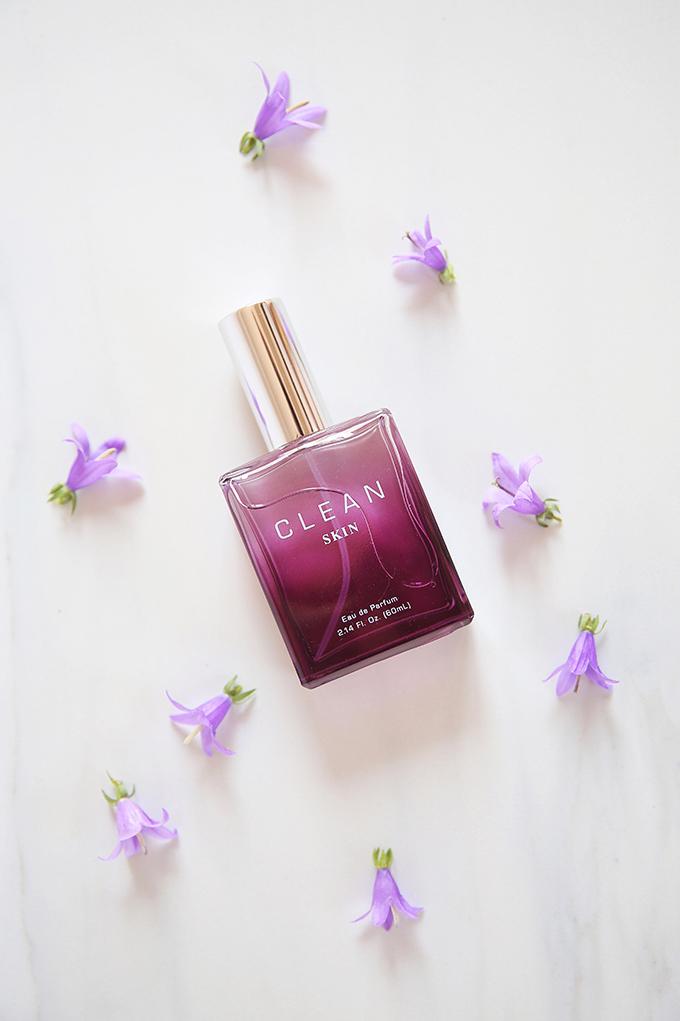 CLEAN Skin Eau de Parfum Spray Photos, Review // JustineCelina.com