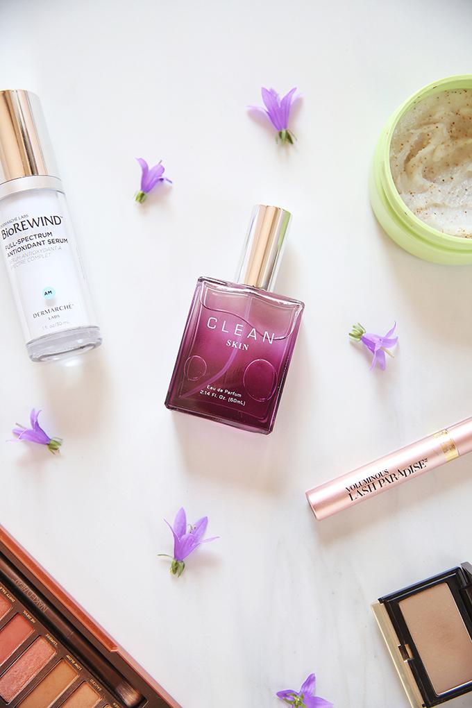 July 2017 Beauty Favourites // JustineCelina.com
