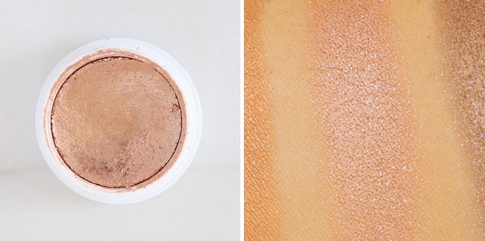 Colourpop Super Shock Shadow in Amaze Photos, Review, Swatches // JustineCelina.com