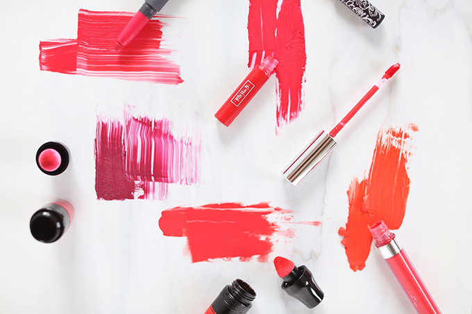 5 Red Lipsticks to Try this AW17 + How to Find Your Perfect Red Lipstick // JustineCelina.com